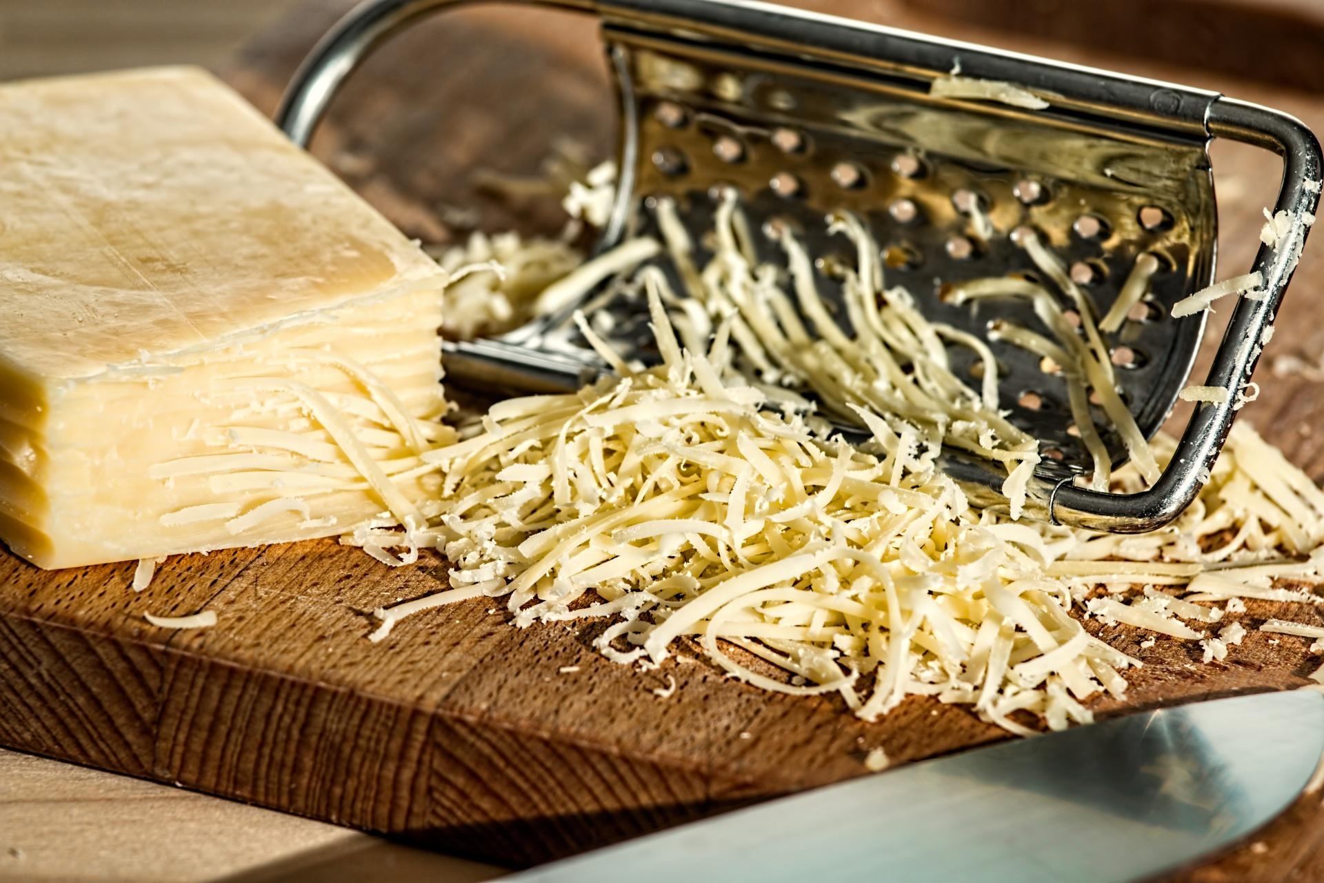 rallador de parmesano