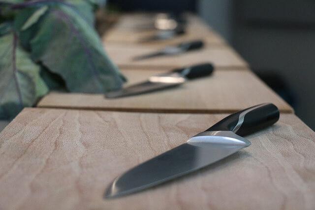 tipi di coltelli