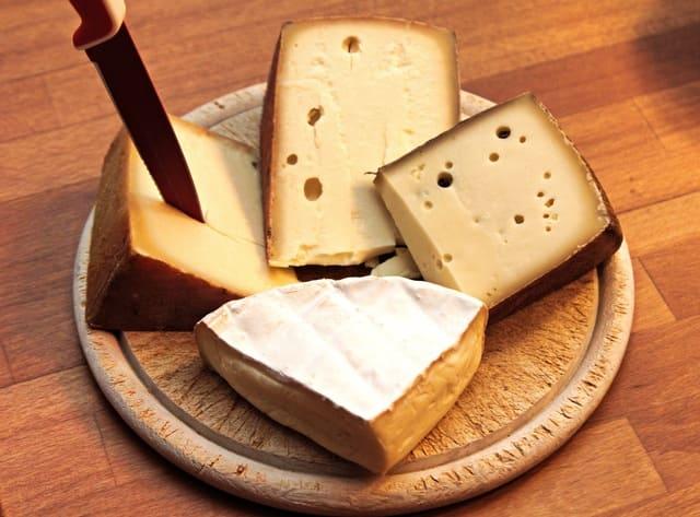cuchillos de queso