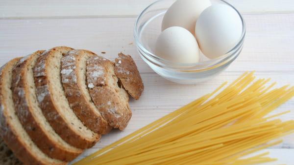 Lista-alimenti-senza-scorie-pane-pasta-riso