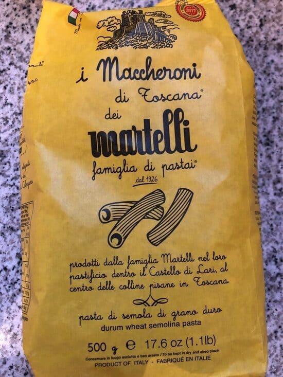Pasta-Martelli